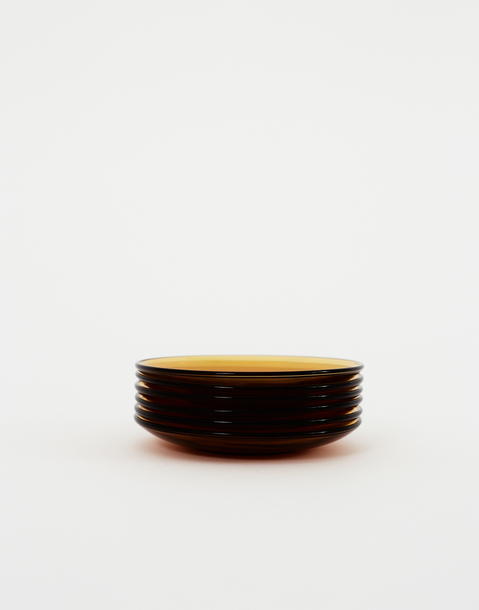 amber plate 6-piece