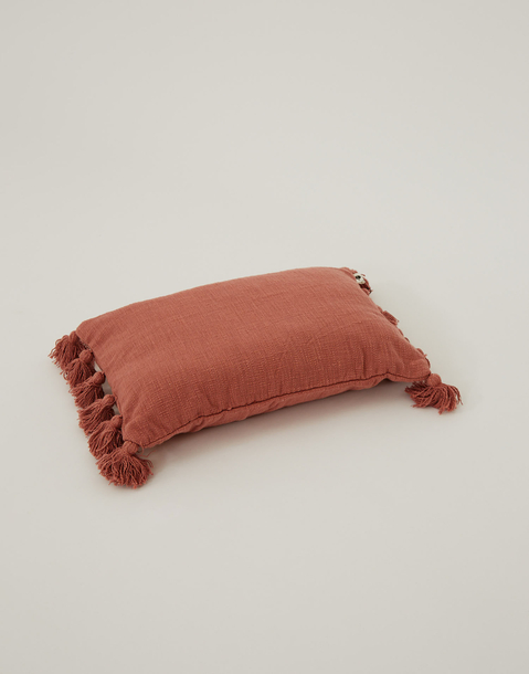cushion cover with tassels 40*60