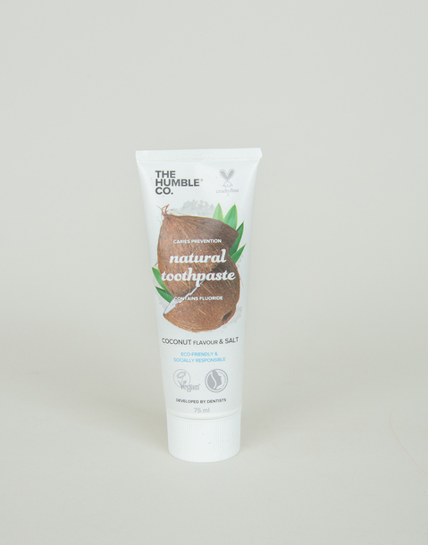 coconut&salt natural toothpaste