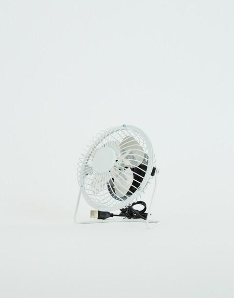 ventilateur de bureau en métal