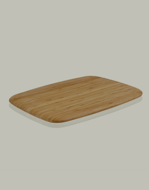 bamboo cutting board 31 x 20 cm