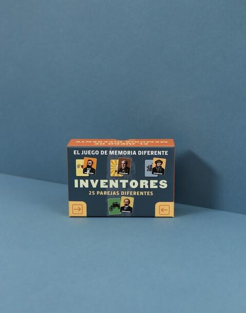 jeu de mémoire différent : inventeurs
