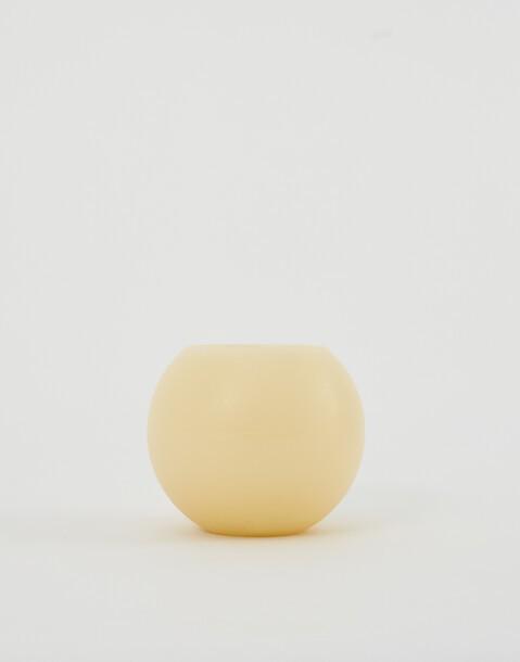 big spherical candle