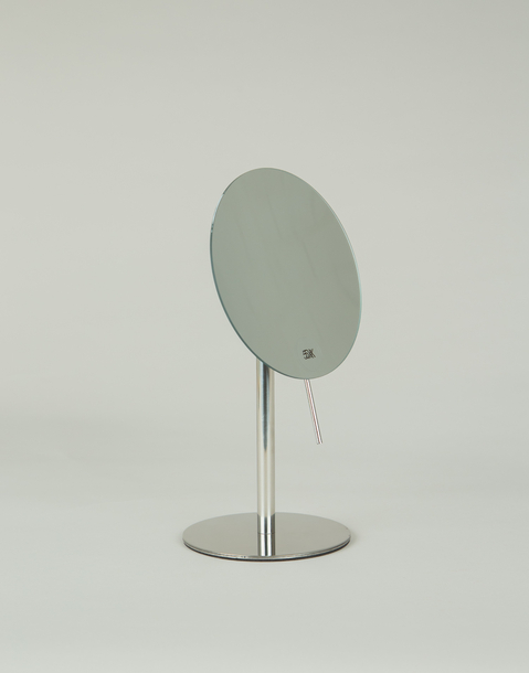adjustable base mirror