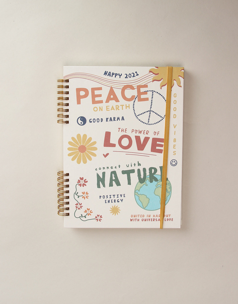 shcool agenda peace and love