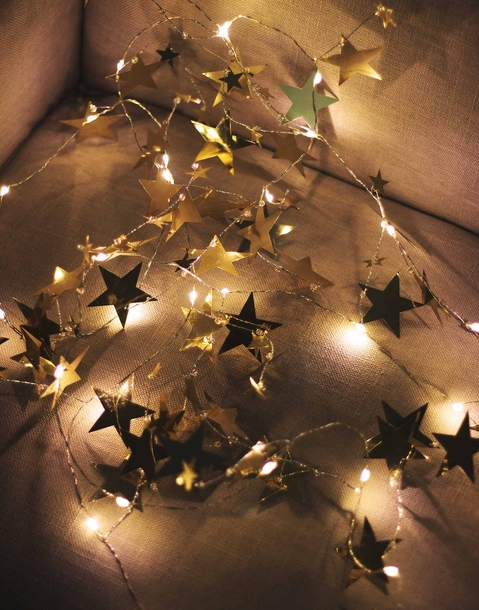 stars led string light