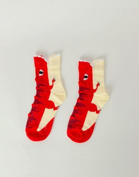 reptile socks