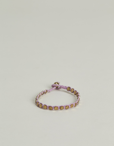 medals thread bracelet