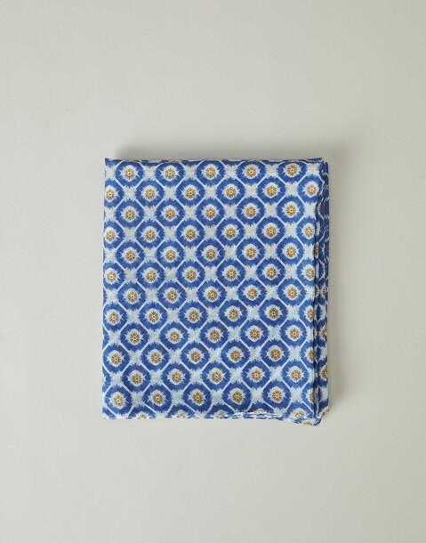 ethnic rhombus foulard