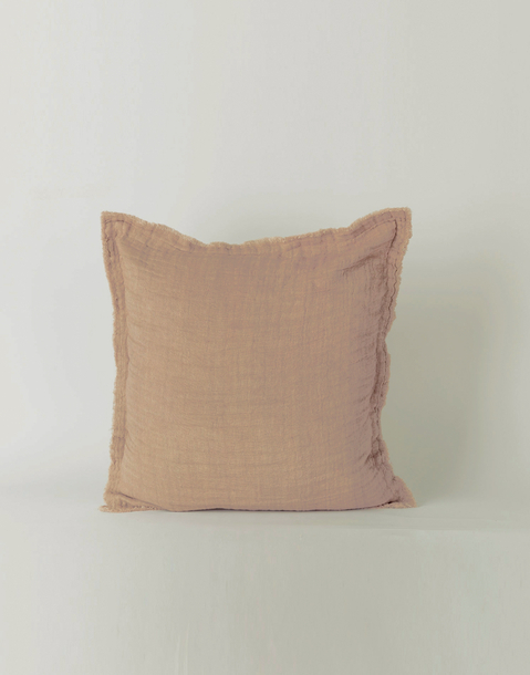 cotton cushion cover 50 x 50 cm