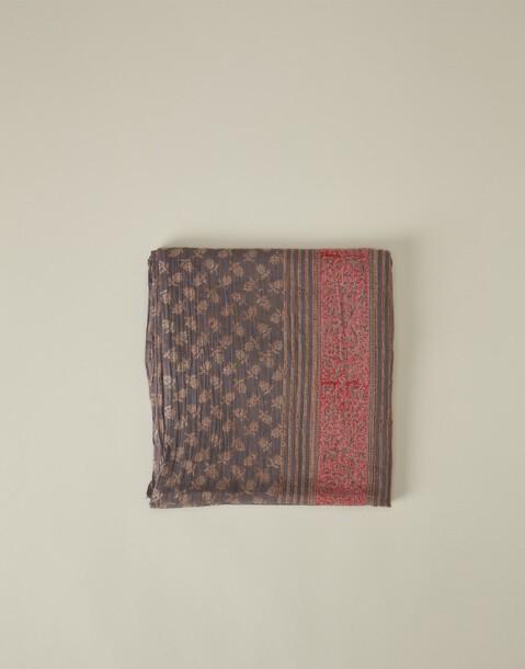 side edges foulard