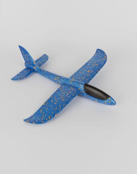 fresbee flying plane