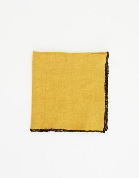 napkin with stitch 41*41