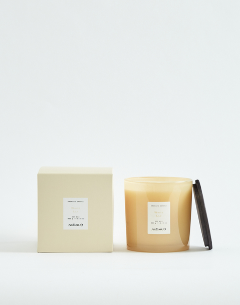 scented soy candle 400gr