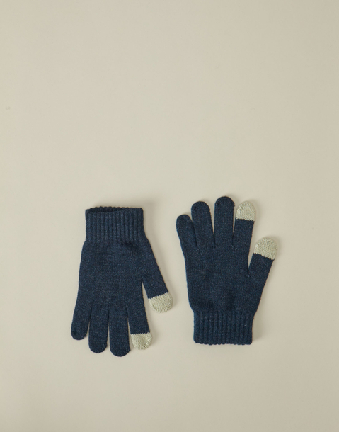 knit tech glove