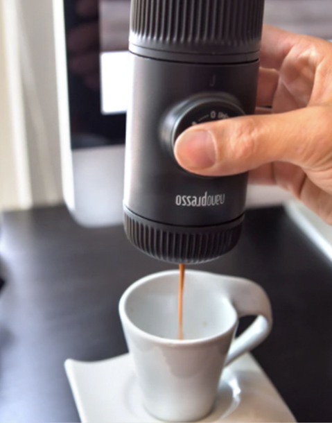 portable espresso coffe machine
