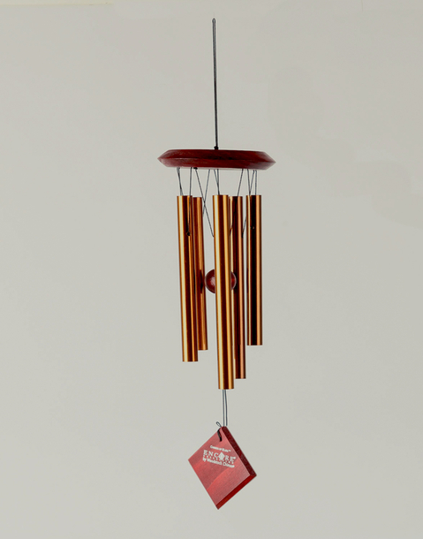 bronze wind chimes of mars