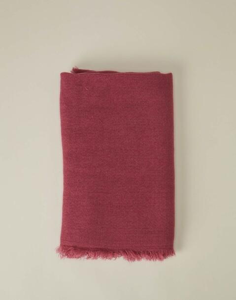 foulard medio basic frange