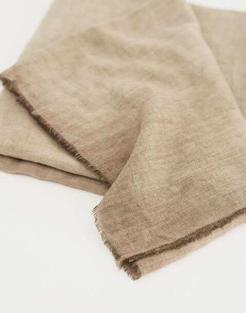 foulard délavé