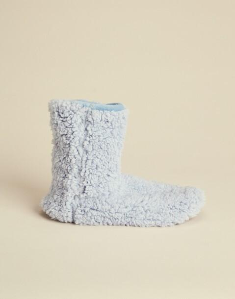 basic boot slipper women