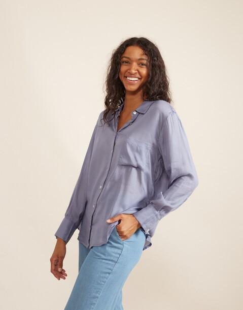 chest pocket shirt