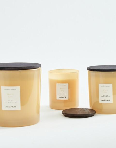 candela di soia profumata 200 g