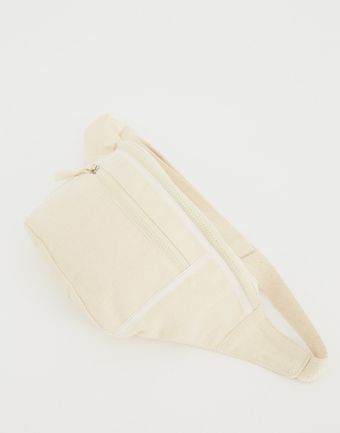 organic cotton belt bag