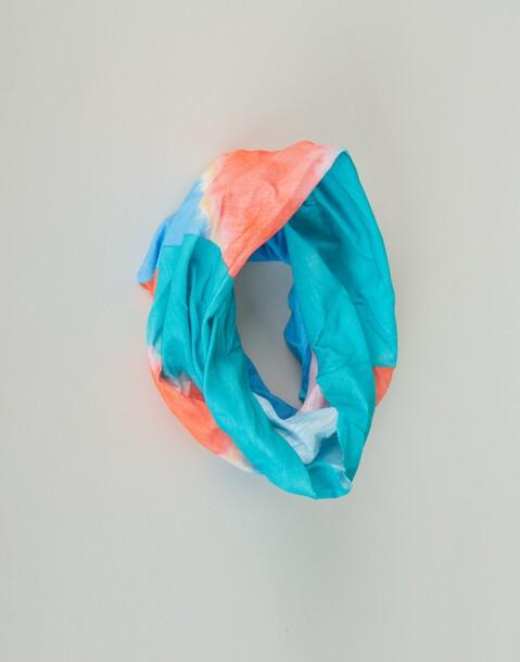 bandana multi-positions tie dye