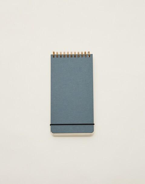 quaderno verticale con elastico