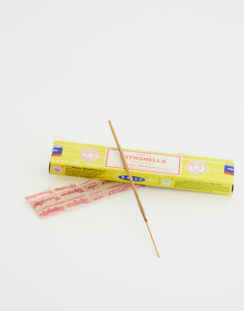 citronella incense sticks 15gr