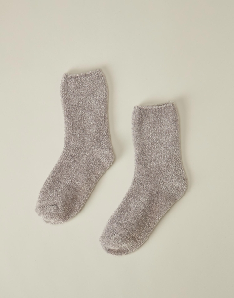 thick fleece socks
