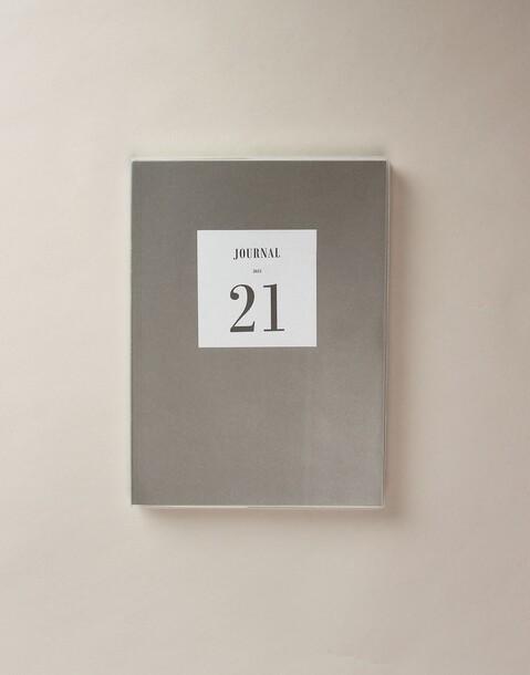 agenda journal 2021