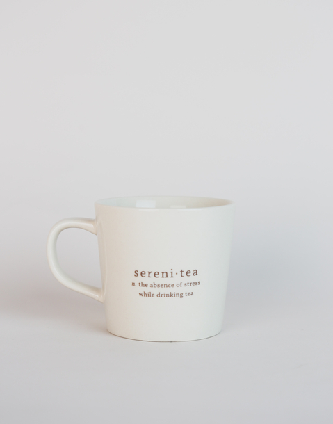 sereni-tea mug