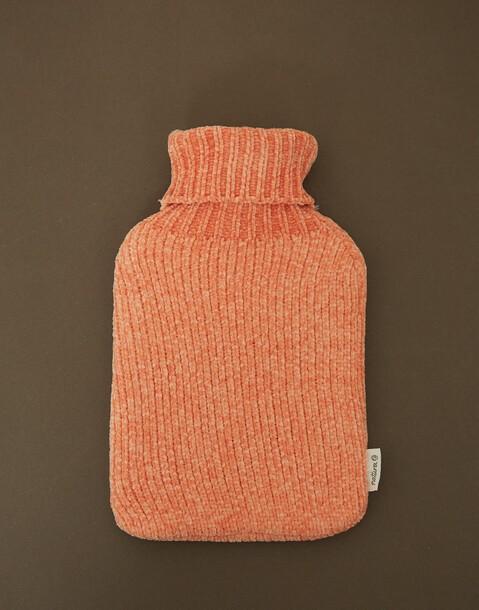 botella agua caliente chenilla