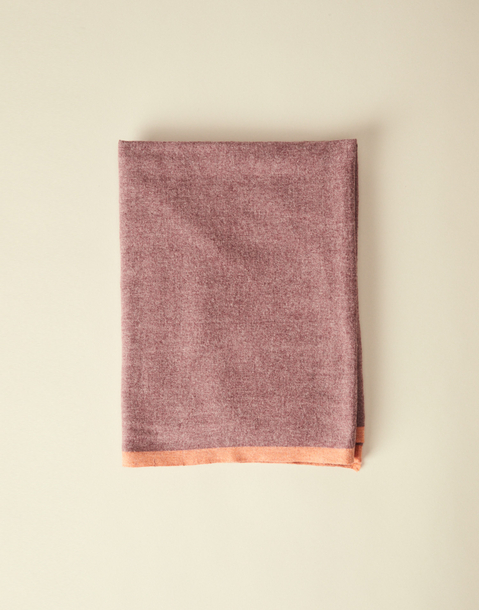 recycled fibres foulard