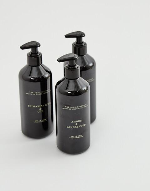 jabón manos perfumado negro 500ml