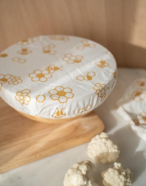2-set adjustable cotton lids