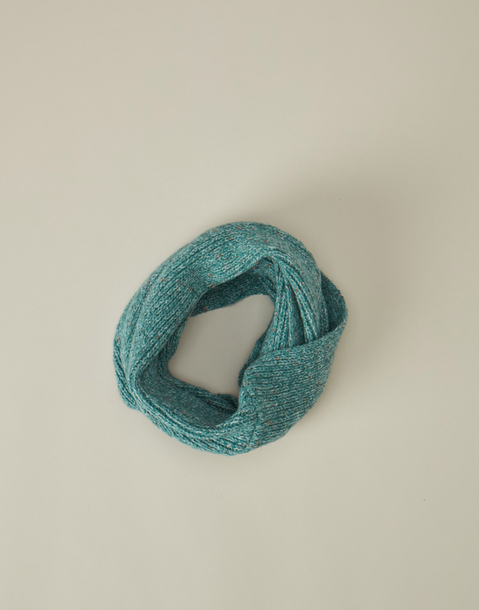 recycled vigore neck scarf