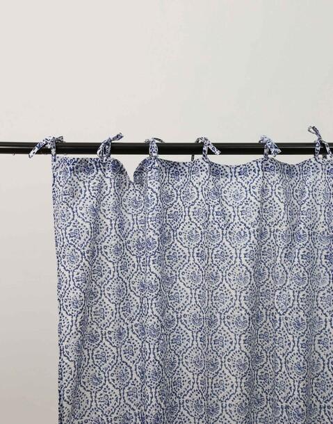 cortina print 110*280