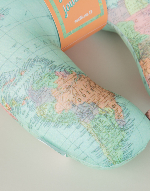 worldmap cervical pad