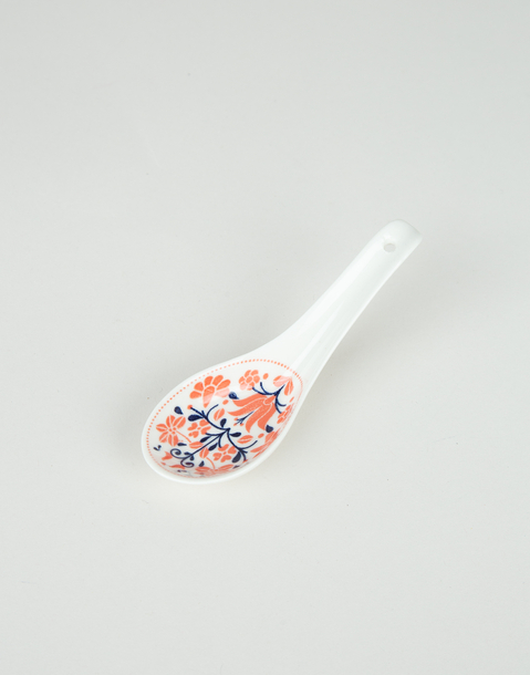 japanese ceramic spoon