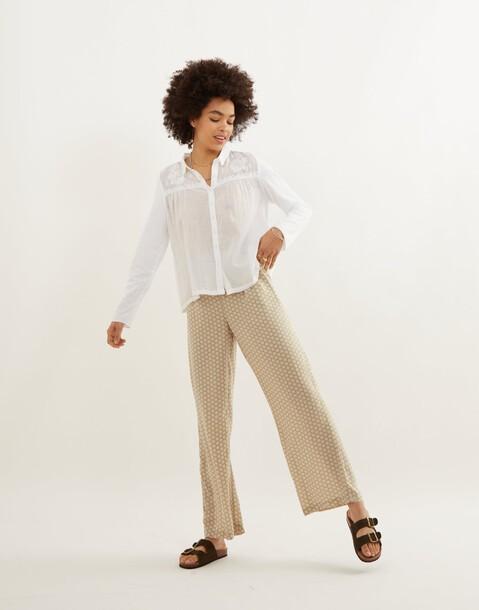pantalon combinaison imprimés