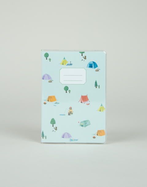 camping notebook