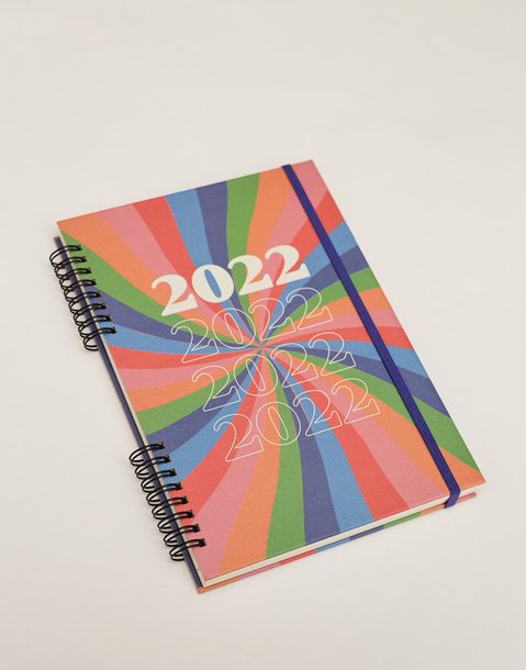agenda escolar disco 2021-22 semana vista