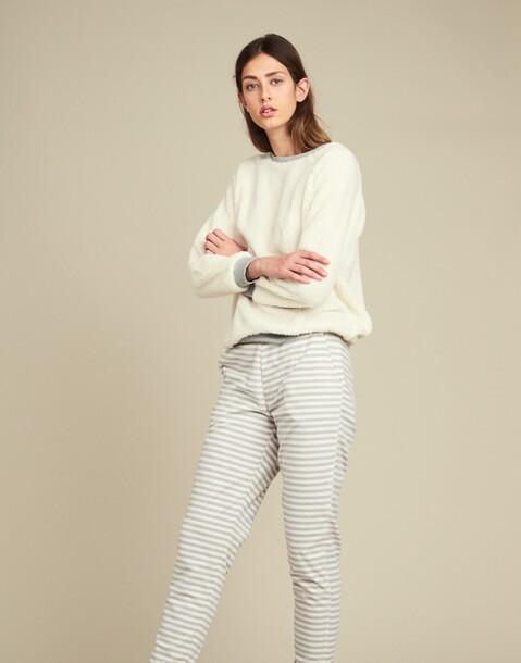 polar pyjama set