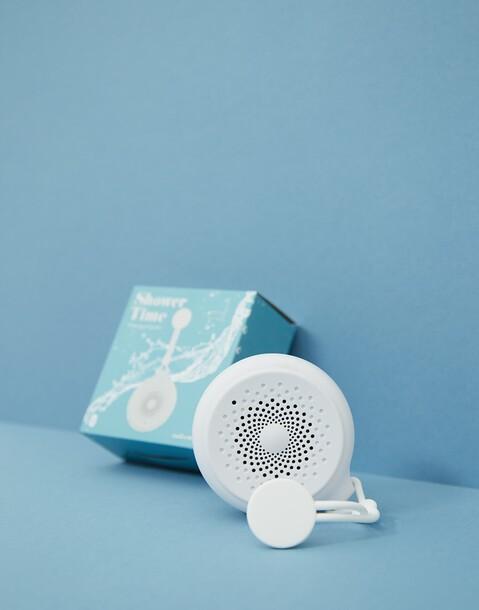 gummilautsprecher für die dusche