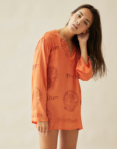 sanskriti short tunic