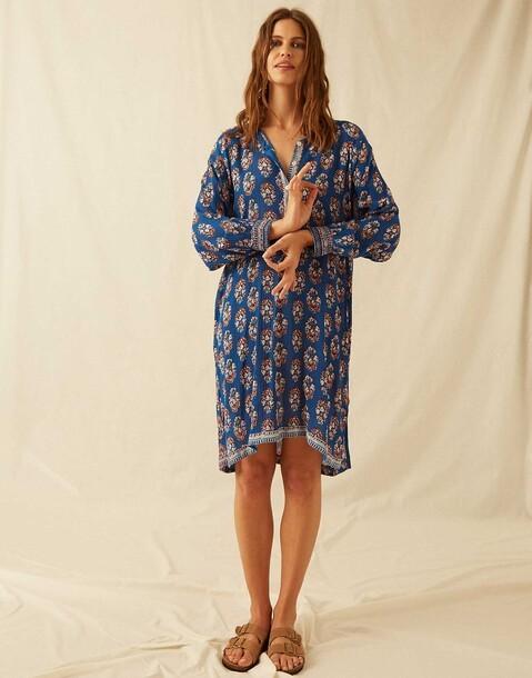 indi tunic dress