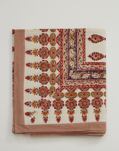 mantel print india 150*250