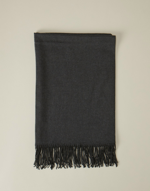 soft tassel scarf
